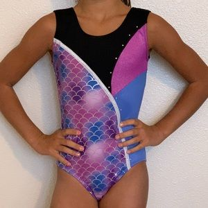 Girls Leotard, size 8/10